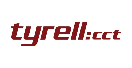 Tyrel  RED Logo