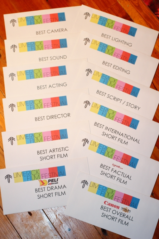 LFF Awards Envelopes