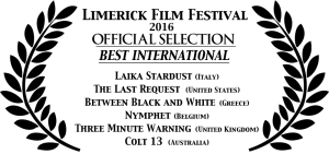 Official Selection INTERNATIONAL